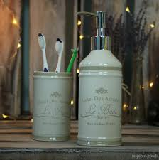 Bathroom Accessories Shabby Chic by Bathroom Vintage French Vintage Apinfectologia Org
