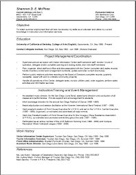 Hvac Resume Templates Store Assistant Manager Cover Letter Dos And Donts Of Writing A
