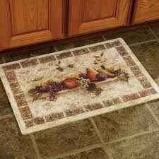 Floor Mats For Kitchen by Kitchen Gel Kitchen Mats Half Moon Rugs Waterproof Rug