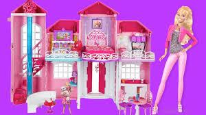 barbie dreamhouse barbie life in the dreamhouse barbie malibu dollhouse バービー人形