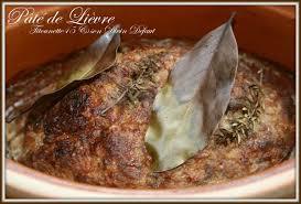 cuisiner du lievre pâté de lièvre les recettes de titounette45