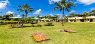 the kauai inn backyard activities jpg