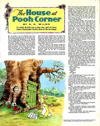 house at pooh corner uk print archive the wonderful world of disney 015 tgmg cbz ukpa