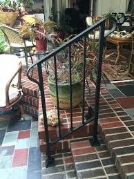Wrought Iron Railings Interior Stairs Wrought Iron Railing Installation The Best Home Guys