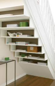 dazzling under stair storage shelves the 25 best ideas on