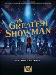 The Greatest Showman The Greatest Showman Piano Vocal Guitar Piano Vocal