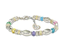 mothers birthstone bracelets great s day gift ideas best gifts for 2018