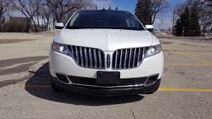 lexus winnipeg used 2012 lincoln mkx limited edition awd luxury suv for sale at