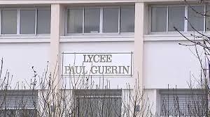bureau de tabac niort niort une cellule de soutien mise en place au lycée paul guérin