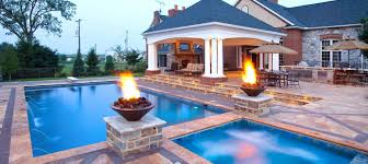 Building A Pool House What Is A Gunite Swimming Pool Majestic Pools And Outdoor Living