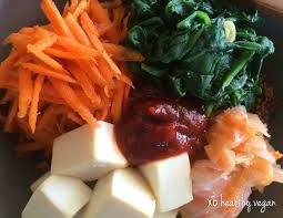 resultat bac pro cuisine seoul bowl healthy vegan with colleen healthy
