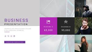 Design Ideas Microsoft Powerpoint How To Design A Beautiful Presentation Slide Using Pictures In