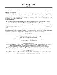 sample resume for pharmaceutical industry templates