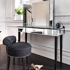 Mirrored Desk Vanity Mirror Mirror U2014 Closetphile