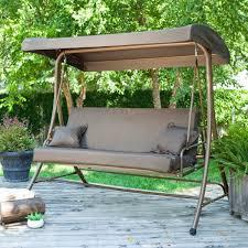 patio swing chair lounger hammock sun canopy blue walmart also
