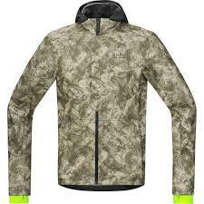 bike wear gore bike wear element urban print windstopper soft shell jacket