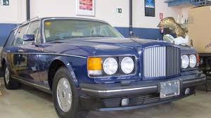 bentley brooklands coupe for sale 1994 bentley brooklands is up for sale now drivers magazine