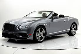 bentley coupe 2016 2016 bentley continental gt speed convertible