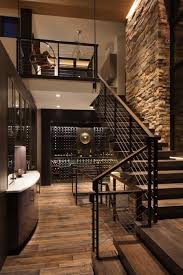 home interior staircase design breathtaking contemporary mountain home in steamboat springs