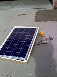 home built solar power system 15 steps with pictures