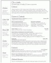 Cctv Experience Resume Likable Cosmetology Student Resume Creative Templates Gra Zuffli