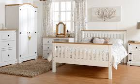 Distressed White Table Bedroom Expansive Distressed White Bedroom Furniture Bamboo