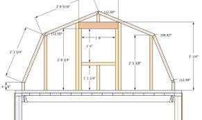 gambrel house plans unique 40 gambrel barn house plans design decoration of best 10