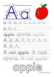 Pre K Letter Worksheets Kindergarten Reading Writing Worksheets Learning The Alphabet