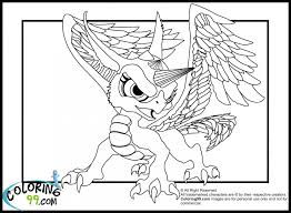free skylander coloring pages free printable skylander coloring