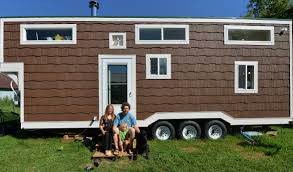 tiny homes on wheels south metro family living tiny in this cool house on wheels u2013 twin