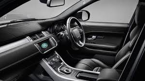 land rover interior range rover evoque