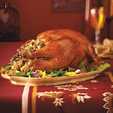 stuffed turkey 2 taste of home