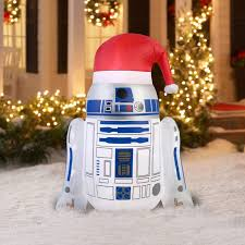 christmas christmastar wars decorations outdoor animated