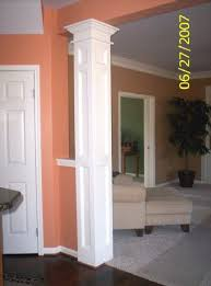 interior pillars indoor pillars columns interior design column moulding ideas space