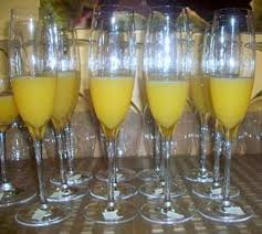 what kind of sparkling wine makes a good mimosa sfoodie