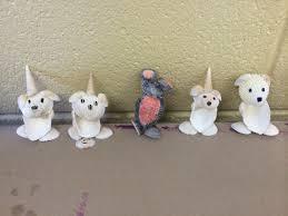 sea shell animals the kids crafts blog