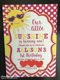 You Are My Sunshine Decorations You Are My Sunshine First Birthday Party Aileen Cooks