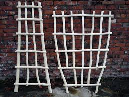 locally handmade wooden trellis various sizes treestation