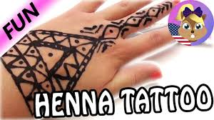 henna tattoo tutorial for beginners make your own henna tattoo
