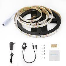 motion activated led light strip motion sensor led strip minger lighting led motion sensor