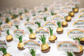 21 inspirational pineapple wedding ideas for summer wedding