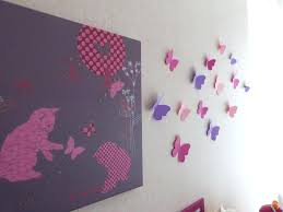 decoration chambre fille papillon deco papillon chambre fille chambre decoration chambre bebe fille