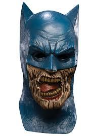 zombie batman latex mask