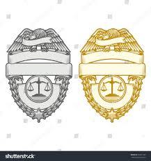 police badge stock vector 203611705 shutterstock