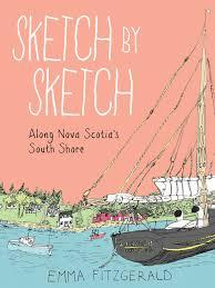 book review emma fitzgerald u0027s sketch by sketch along nova