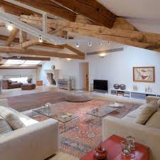 lighting on exposed beams suddenly open beam ceiling lighting exposed www