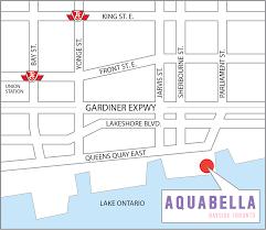 Aquabella Bayside Toronto Queens Quay East Toronto
