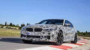 bmw m5 coming early 2018 with all wheel drive