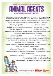 woodley library children u0027s summer events 2017