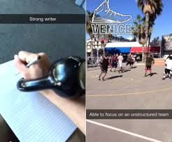 Military Skills To Put On A Resume Creative Snapchat Story Resume Business Insider